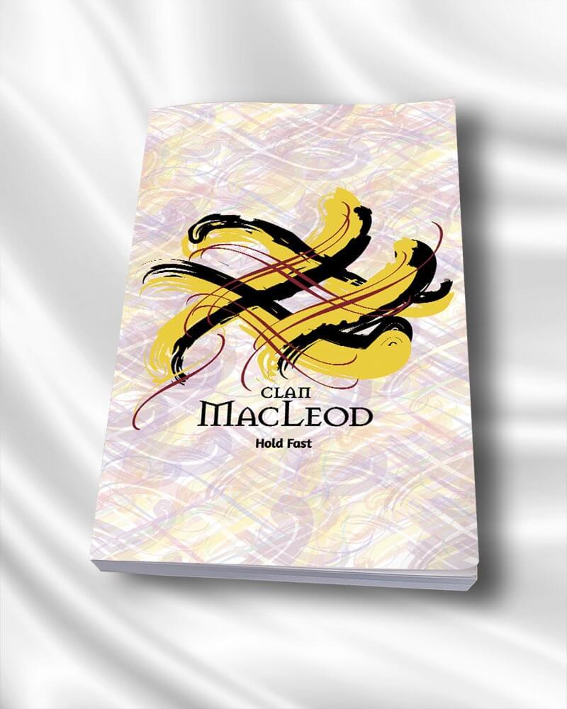 Clan MacLeod Scotland Tangled Tartan Family History Research Journal