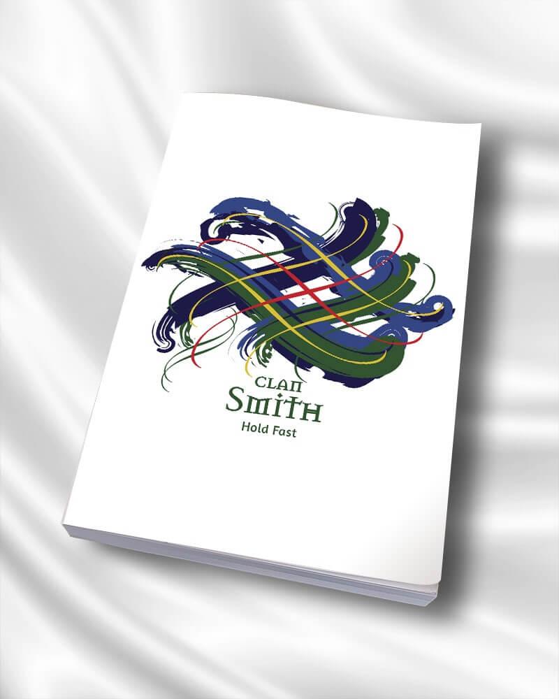 Clan Smith Scotland Tangled Tartan Diary